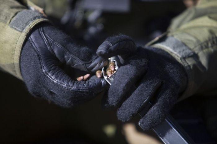 Тренировки первого женского спецназа Норвегии