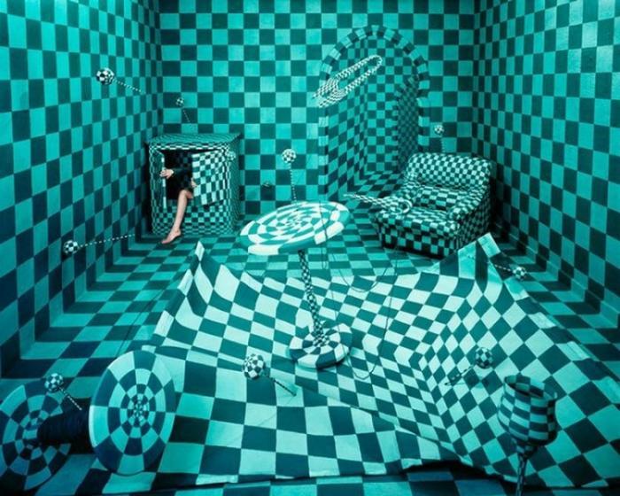 Невероятно сюрреалистичные постановки от Джи Янг Ли