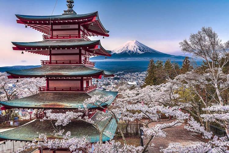 Живописная Япония в фотографиях Такаши Комацубара
