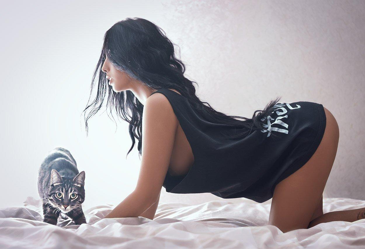 Красивые девушки и их киски
