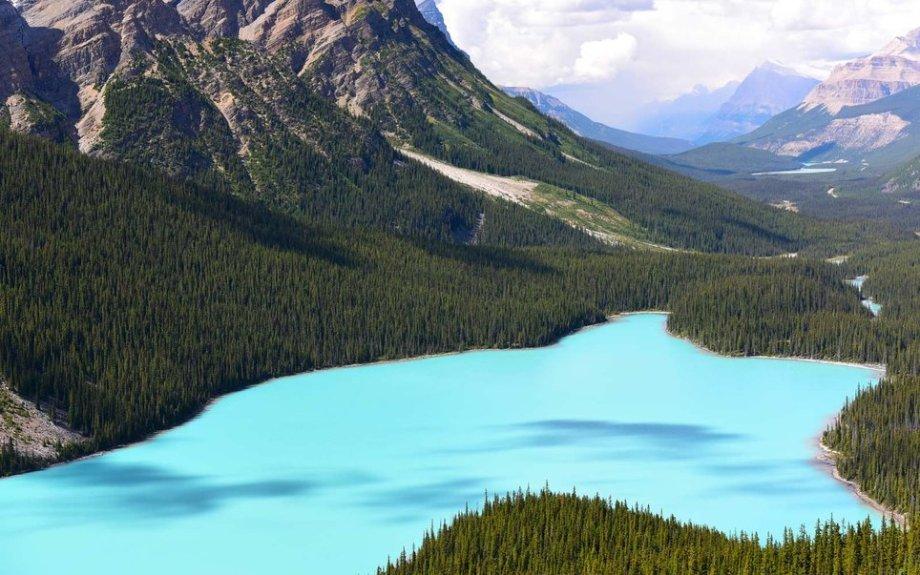 Места с самой голубой водой в мире