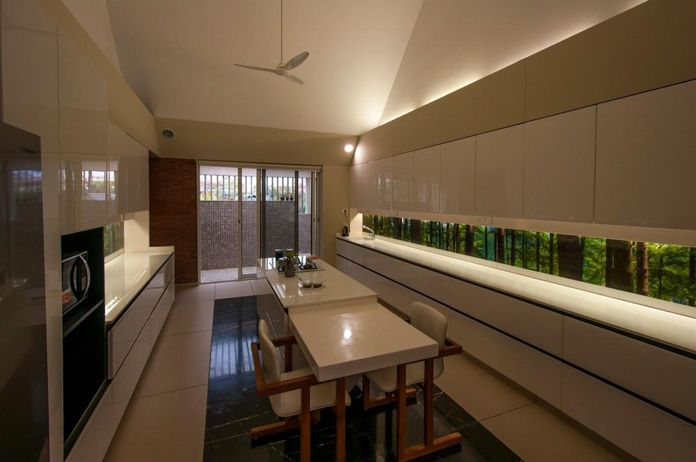 Современный дом в Индии