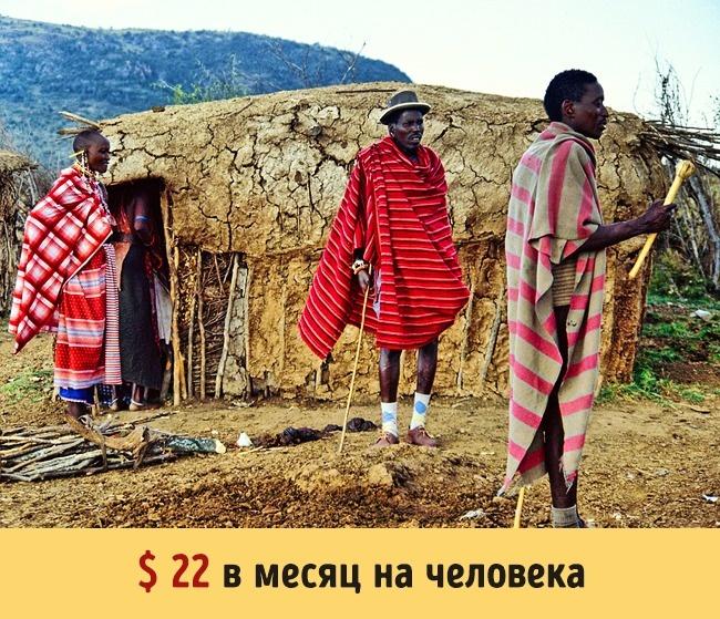 9 стран, где людям платят деньги просто так