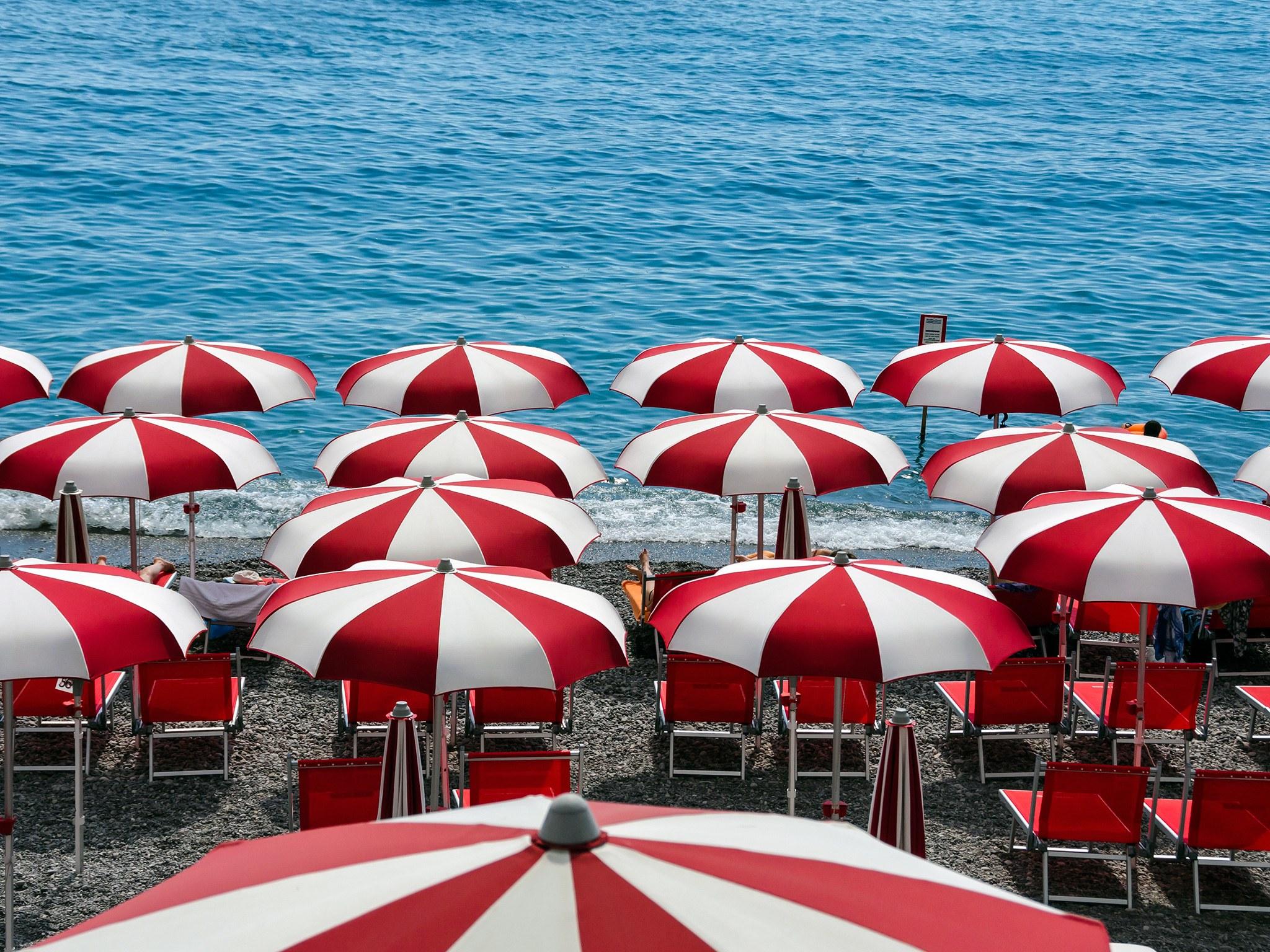 Красочное побережье Амальфи