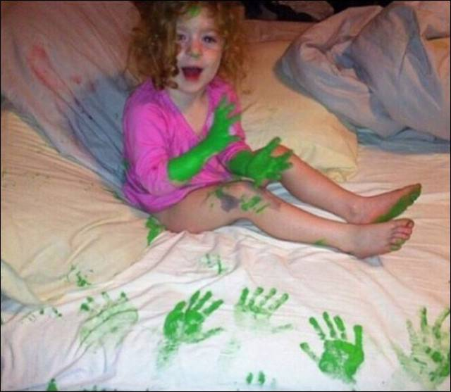 Детишки развлекаются