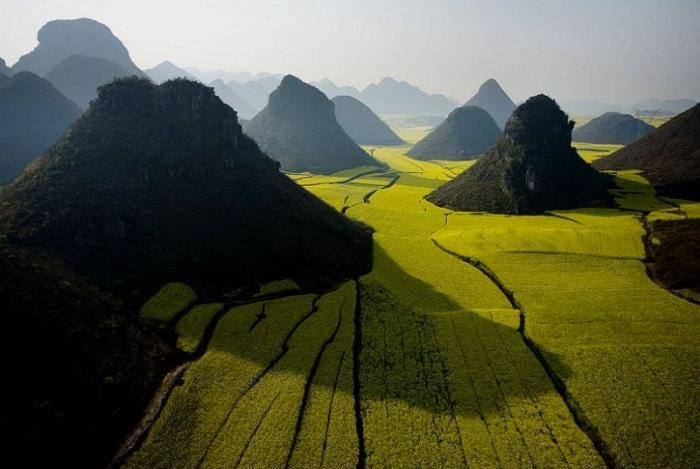 10 геологических чудес нашей планеты