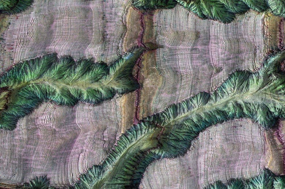 Ландшафты из старых книг
