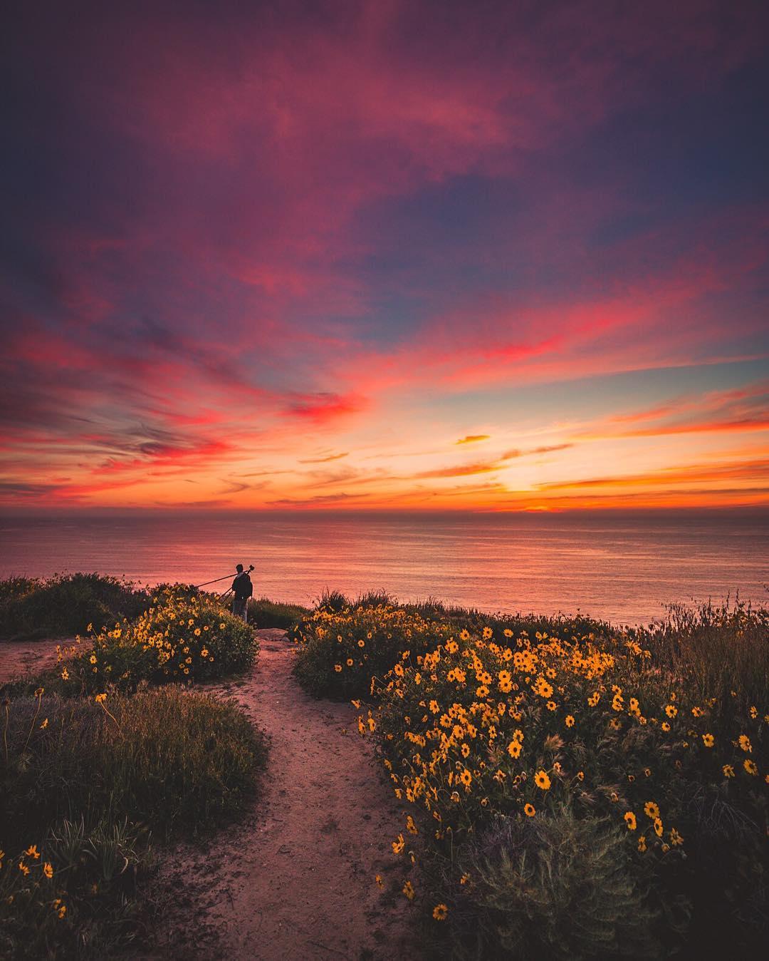 Пейзажи Сан-Диего от Alec Basanec