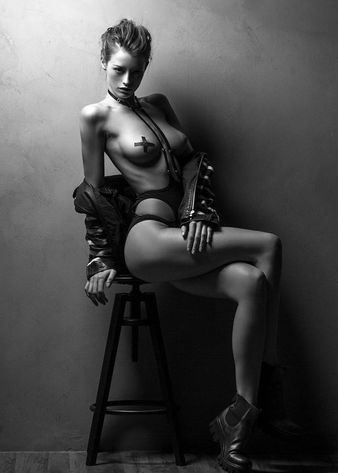 Провокационные снимки от Юрия Трескова