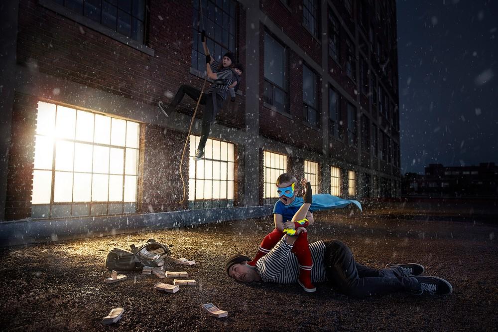 Креативная рекламная фотография от Felix Renaud