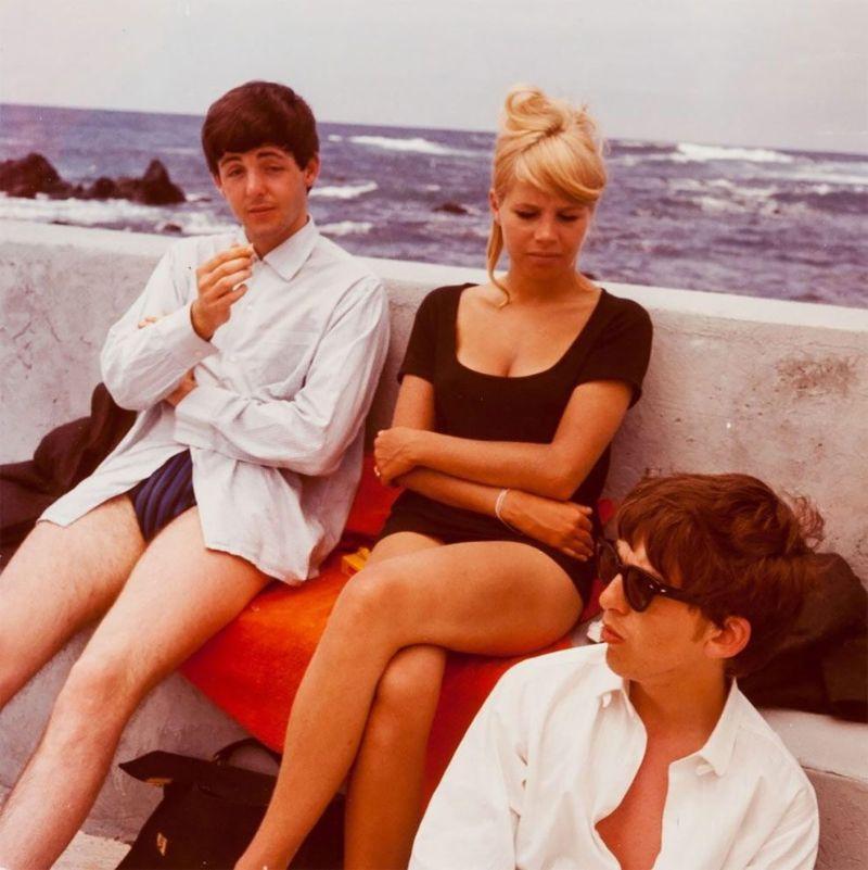 Beatles на отдыхе до всемирной популярности