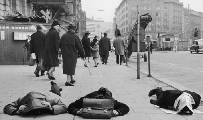 Редкие исторические фото, которые стоит увидеть