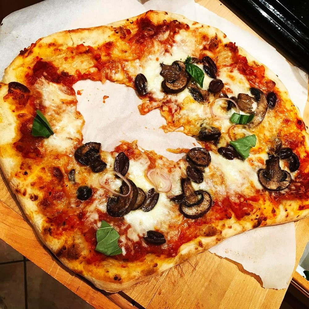 Худшие пиццы доставленные клиентам