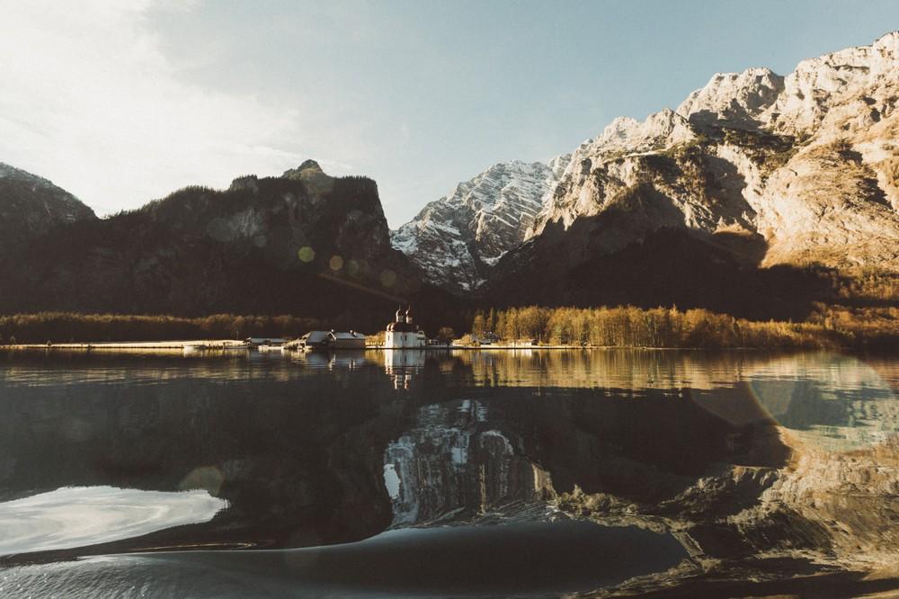 Красивые пейзажи от Карлоса Лазарини