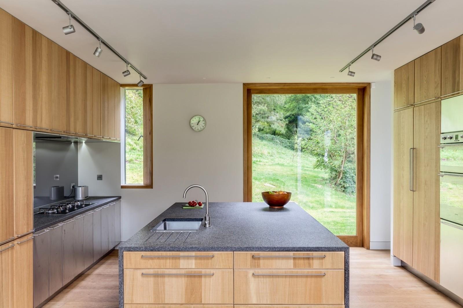 Семейный дом в сельской местности Англии