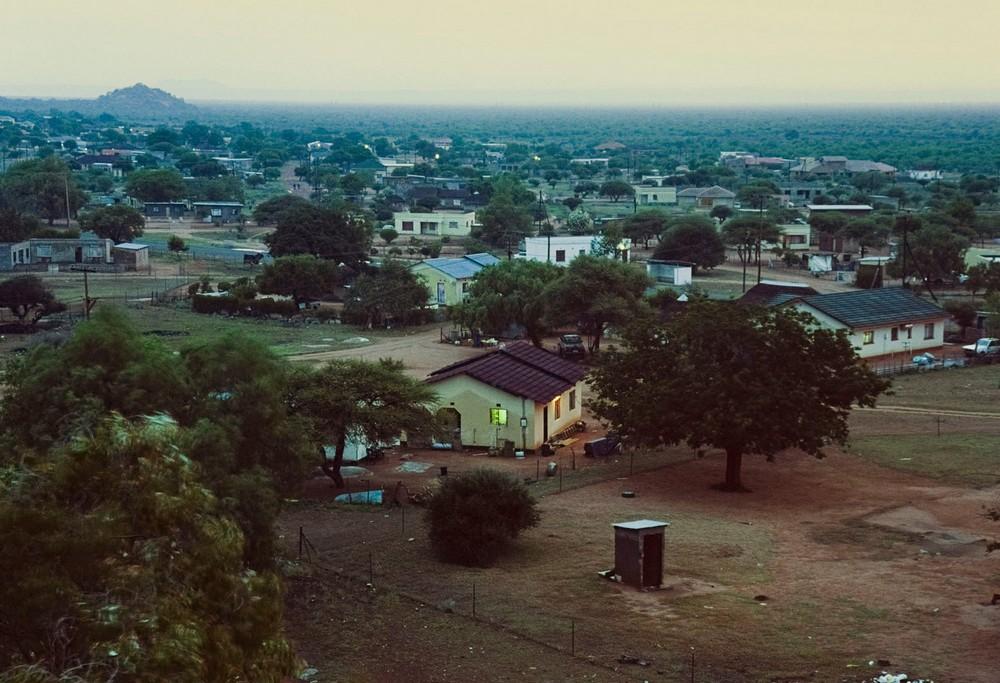 Суровые металлистки Ботсваны