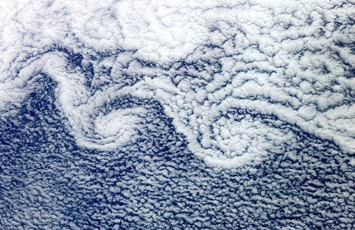 Фотографии Земли, сделанные российским космонавтом