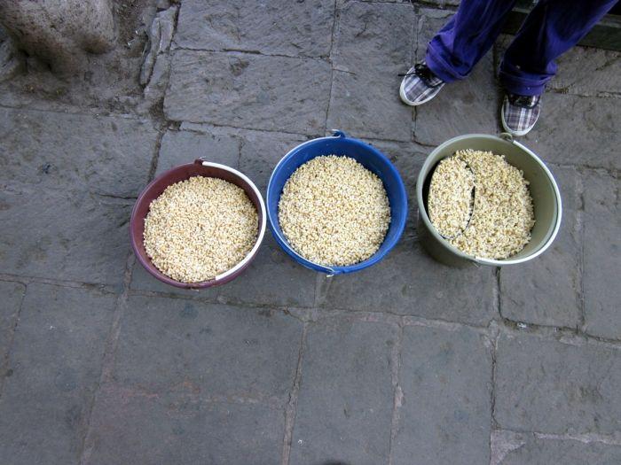 Мексиканский деликатес эскамолес