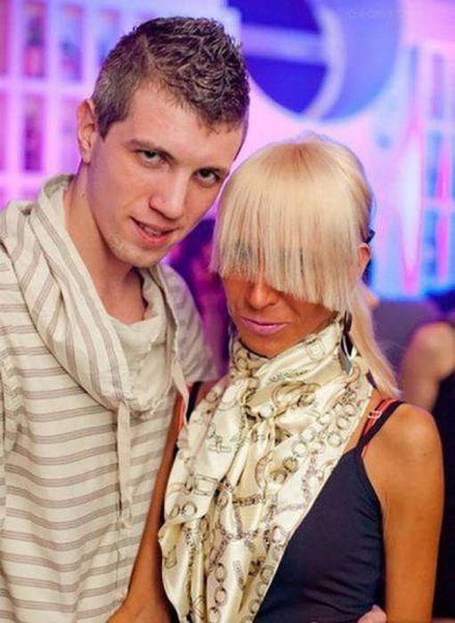 Прикольные фото с блондинками