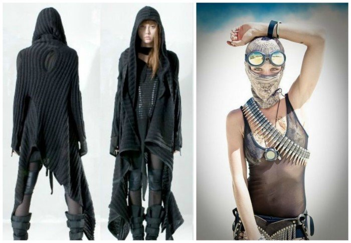 Постапокалиптическая мода