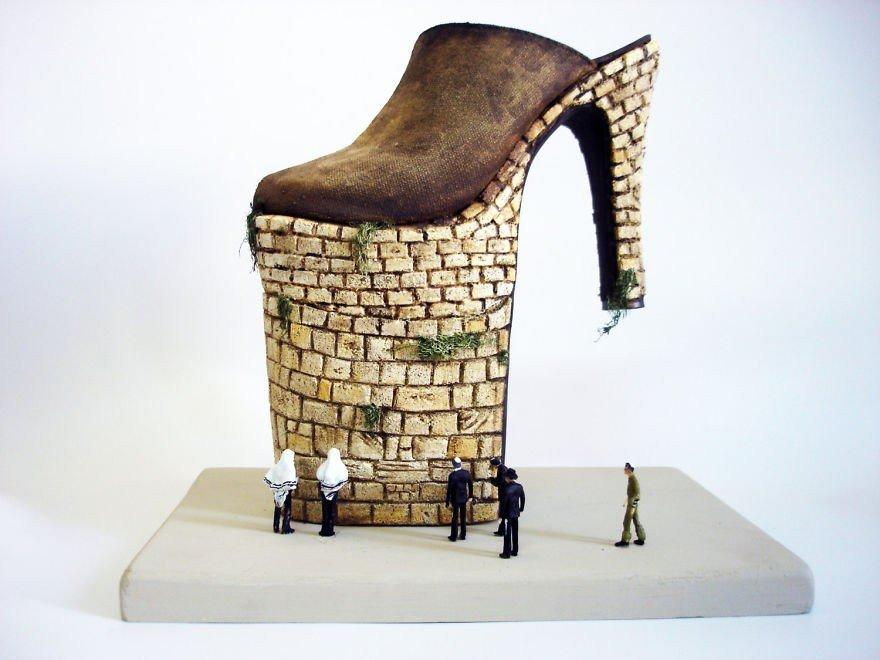 Странная и причудливая обувь