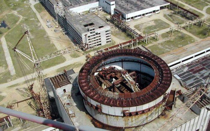 Жуткие и загадочные заброшенные объекты на территории бывшего СССР