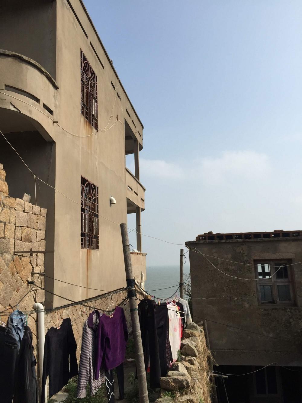 Реконструкция дома в Китае