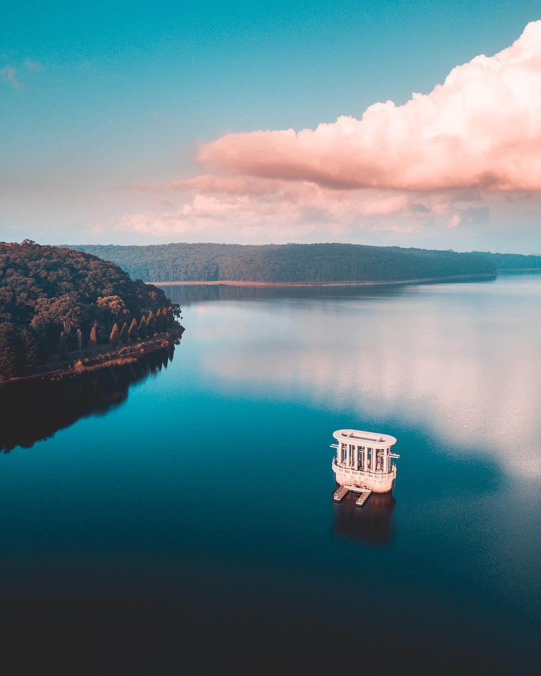 Австралия с высоты на снимках Питера Яна