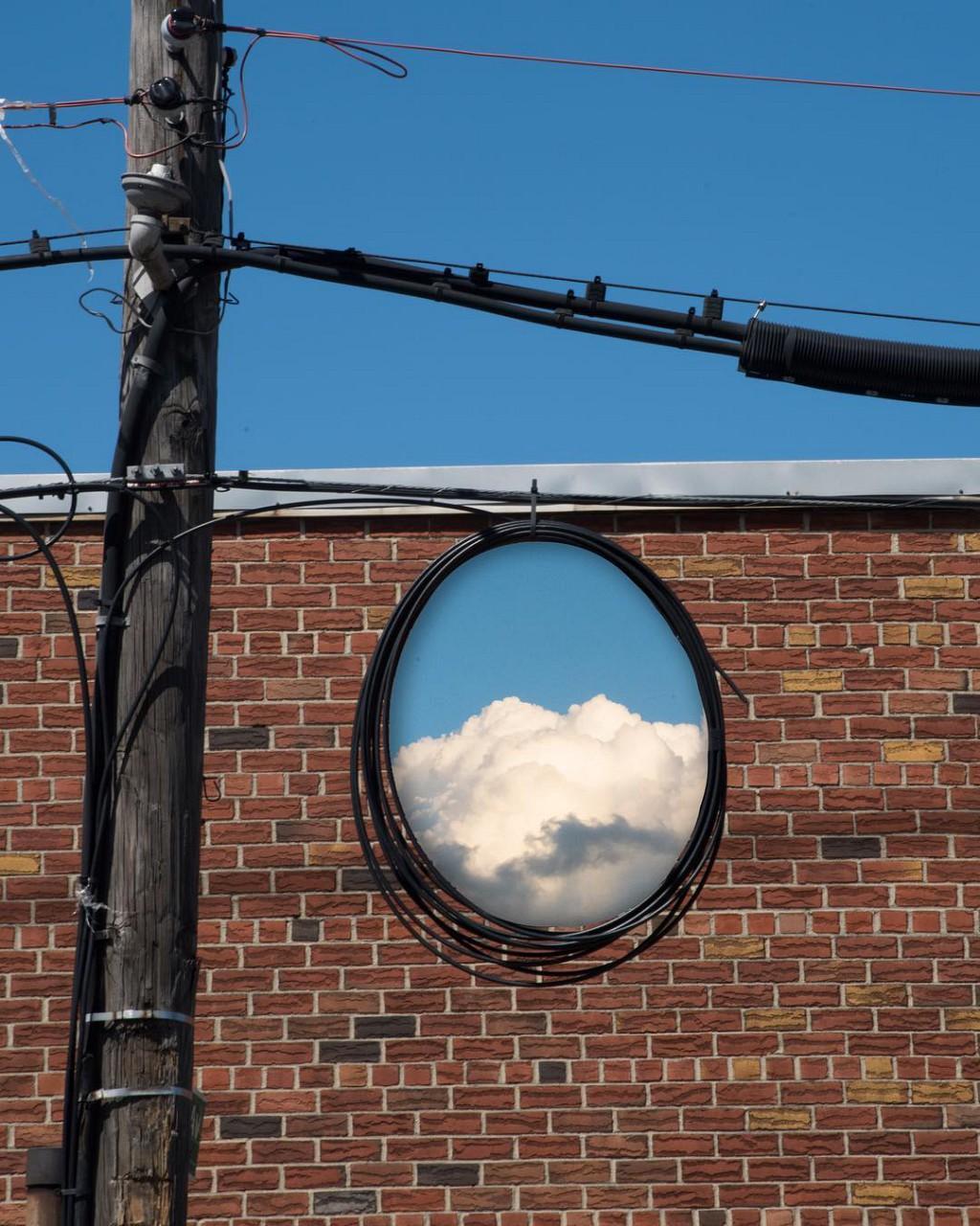 Бруклинский фотограф находит неожиданные ситуации на городских улицах