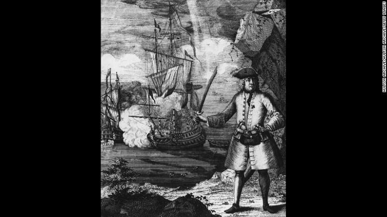 Настоящие пираты Карибского моря