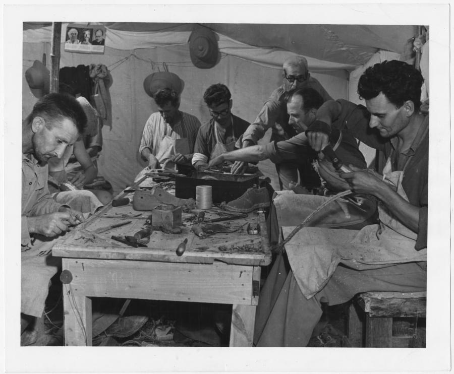 Европейские беженцы во время Второй мировой войны