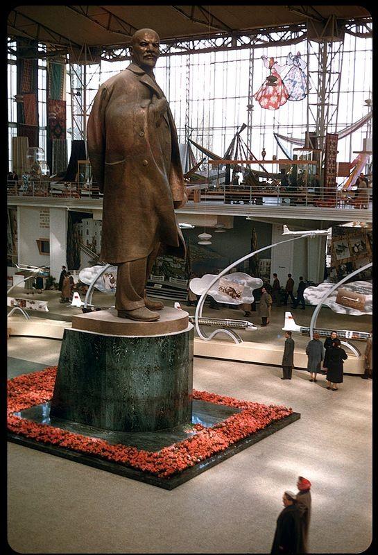 СССР на Всемирной выставке 1958 г. в Брюсселе