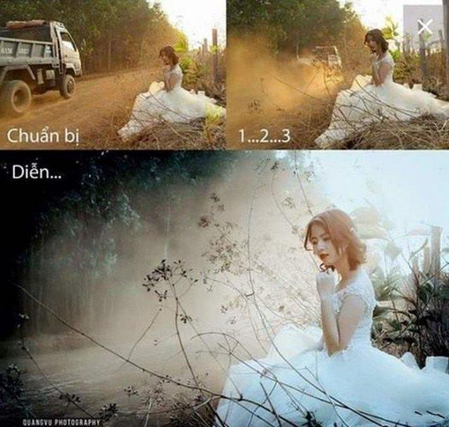 За кадром удивительных и необычных фотографий