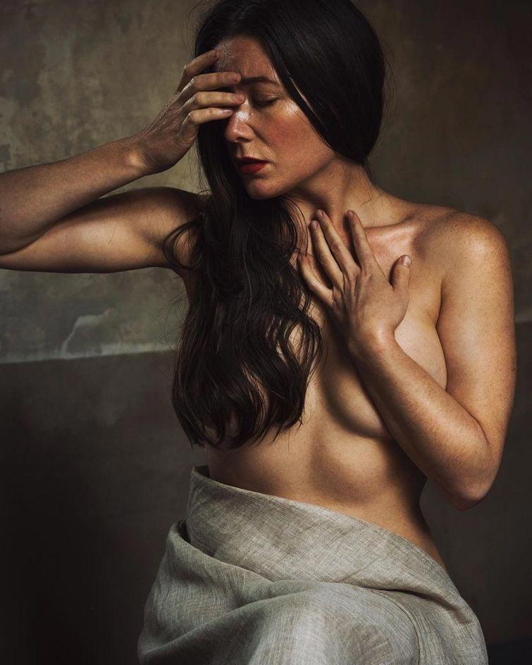 Американка создаёт невероятно красивые откровенные фотографии