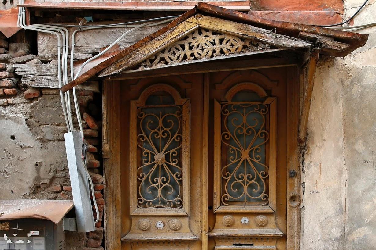 Прогулка по старому Тбилиси