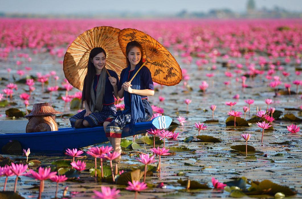 Тайланд - загадочная земля свободных людей
