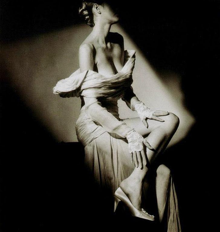 Элегантная чувственность в работах фэшн-фотографа Жанлупа Сиффа