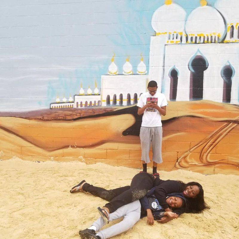 Мама устроила сыну выпускной в стиле арабских шейхов за 25 тысяч долларов