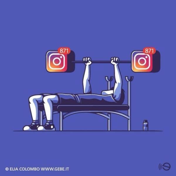 Иллюстрации о проблемах в современном обществе