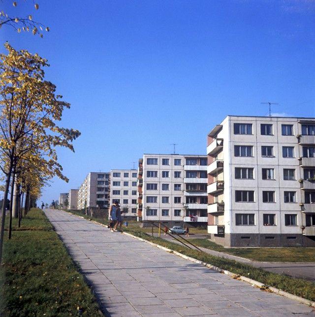 Вильнюс во времена СССР
