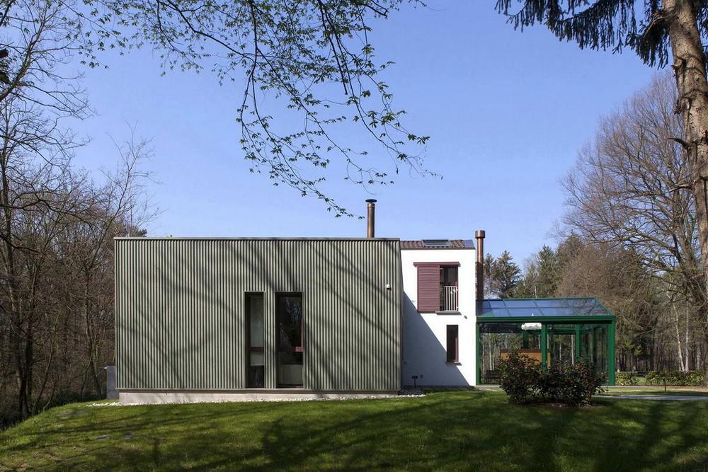 Дом для загородного отдыха в Италии