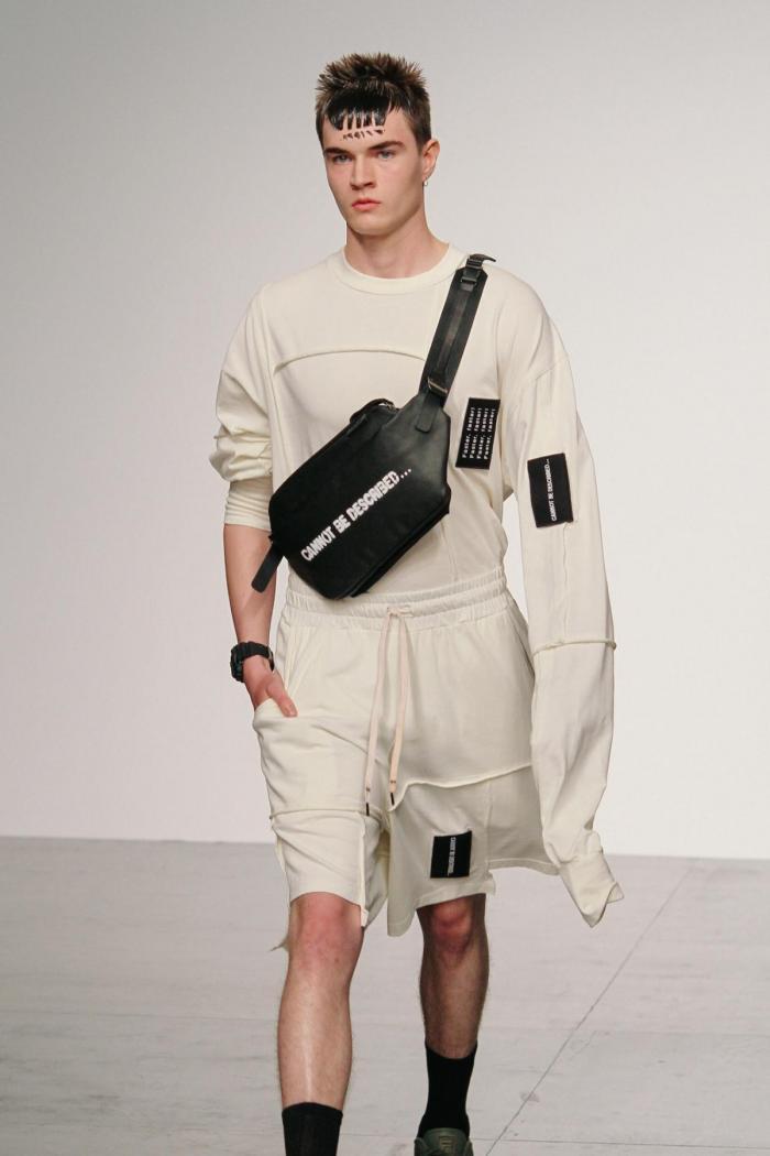 Мужская мода на лето 2018 года