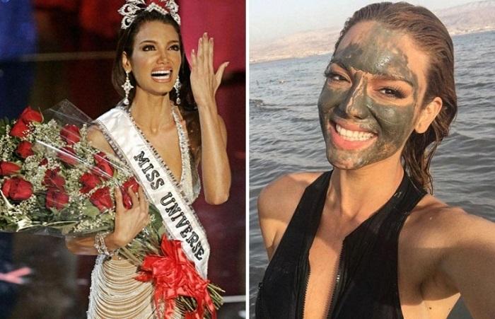 Участницы конкурсов красоты в реальной жизни
