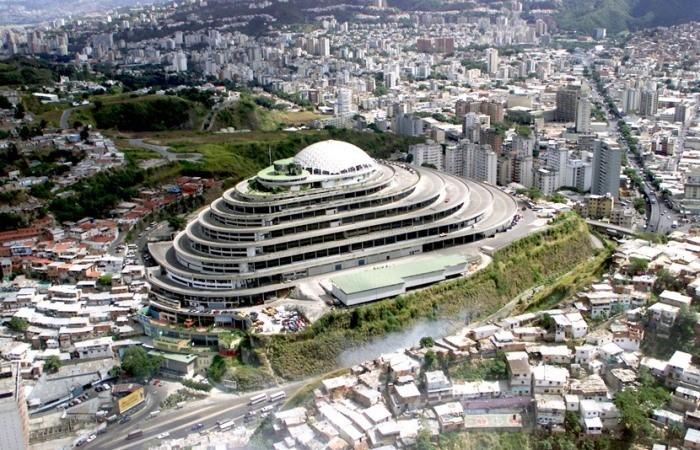El Helicoide - одна из визитных карточек Венесуэлы