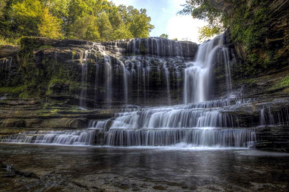 Удивительные водопады нашей планеты