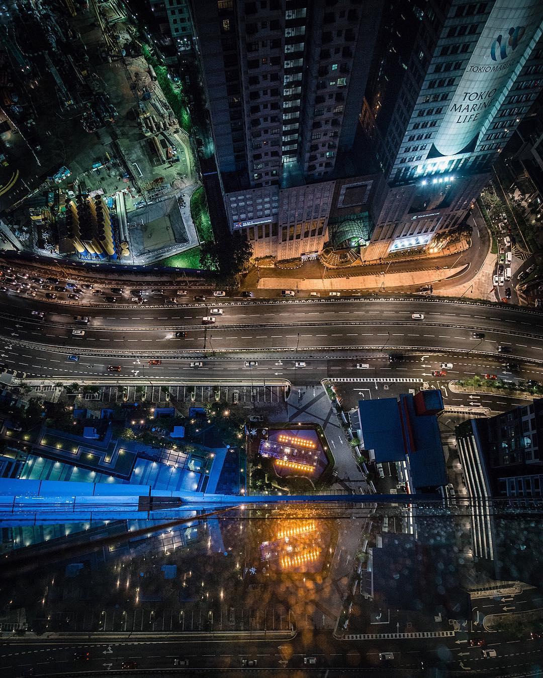 Городские и природные пейзажи от Джулиана Лалло