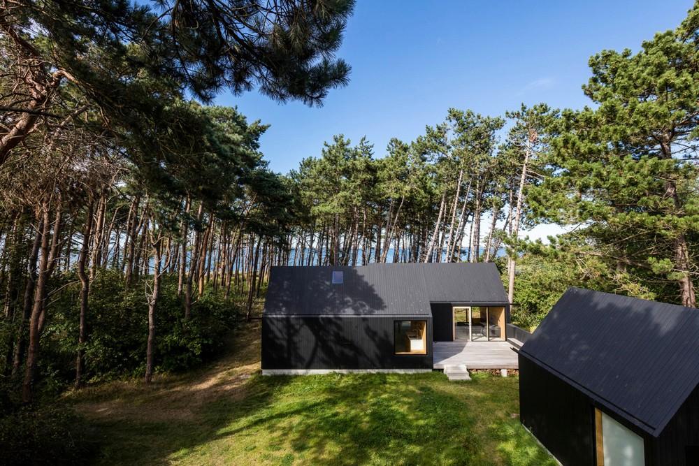 Летние домики в Западной Зеландии