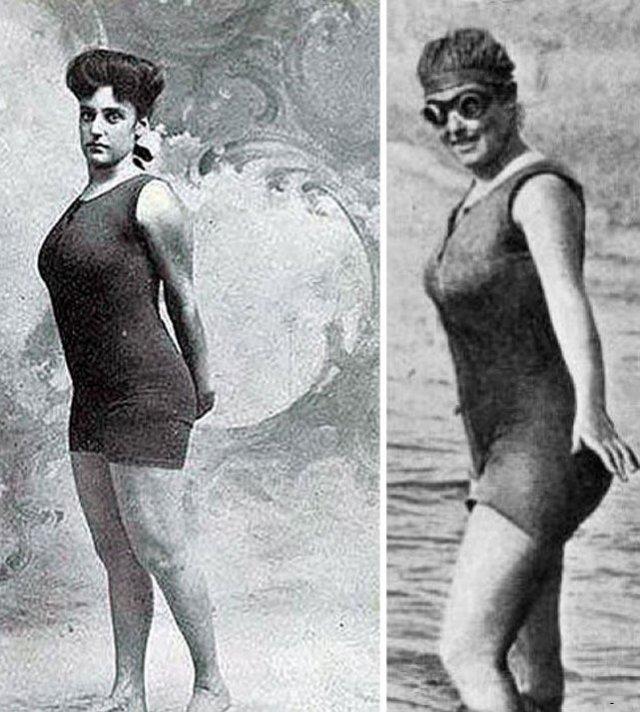 Удивительные факты о бикини