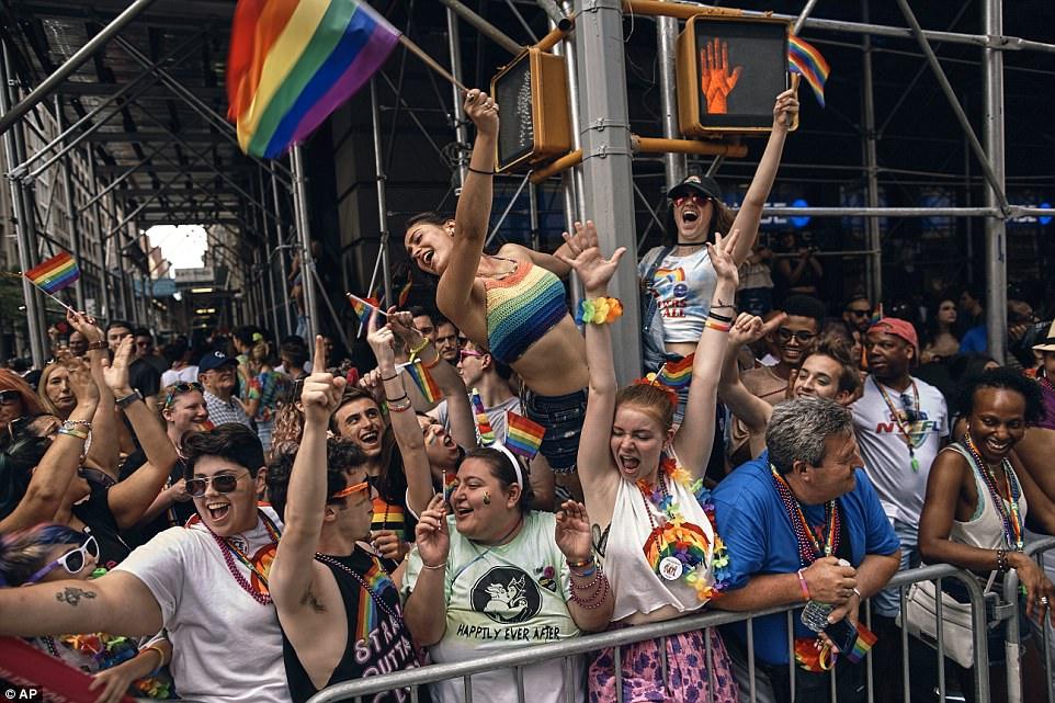 California new york gay adopting