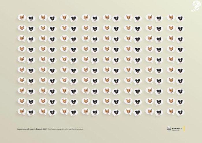 Лучшая печатная реклама фестиваля Каннские львы